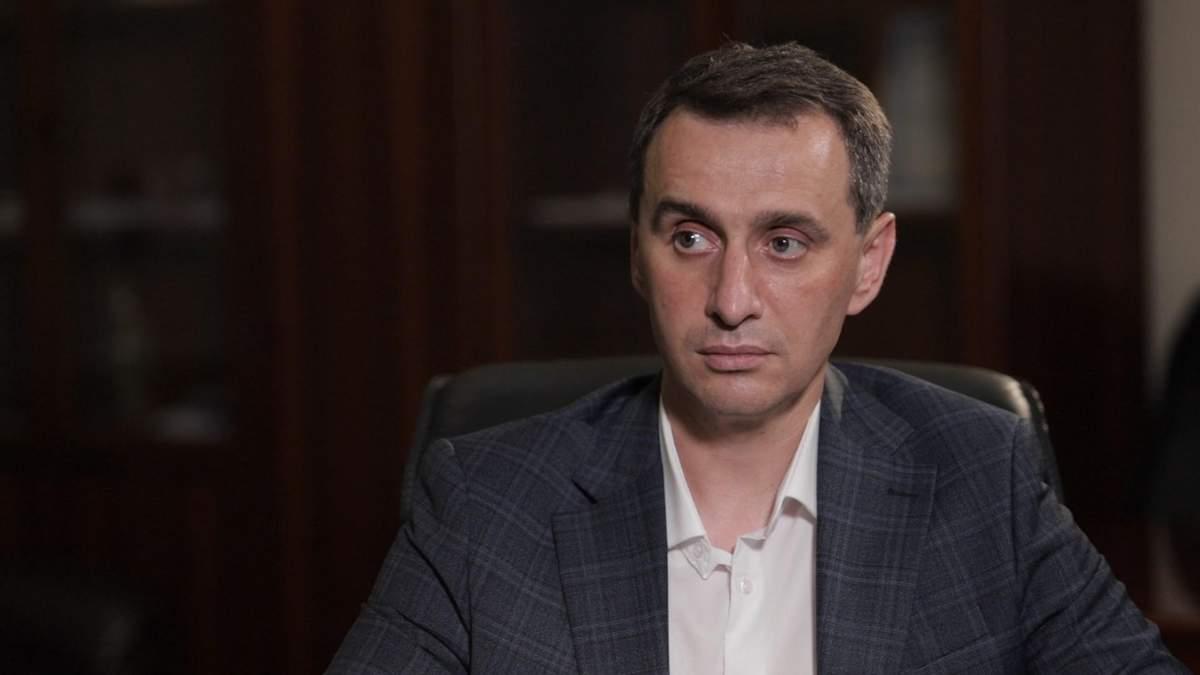 Массовое тестирования украинцев: будет или нет