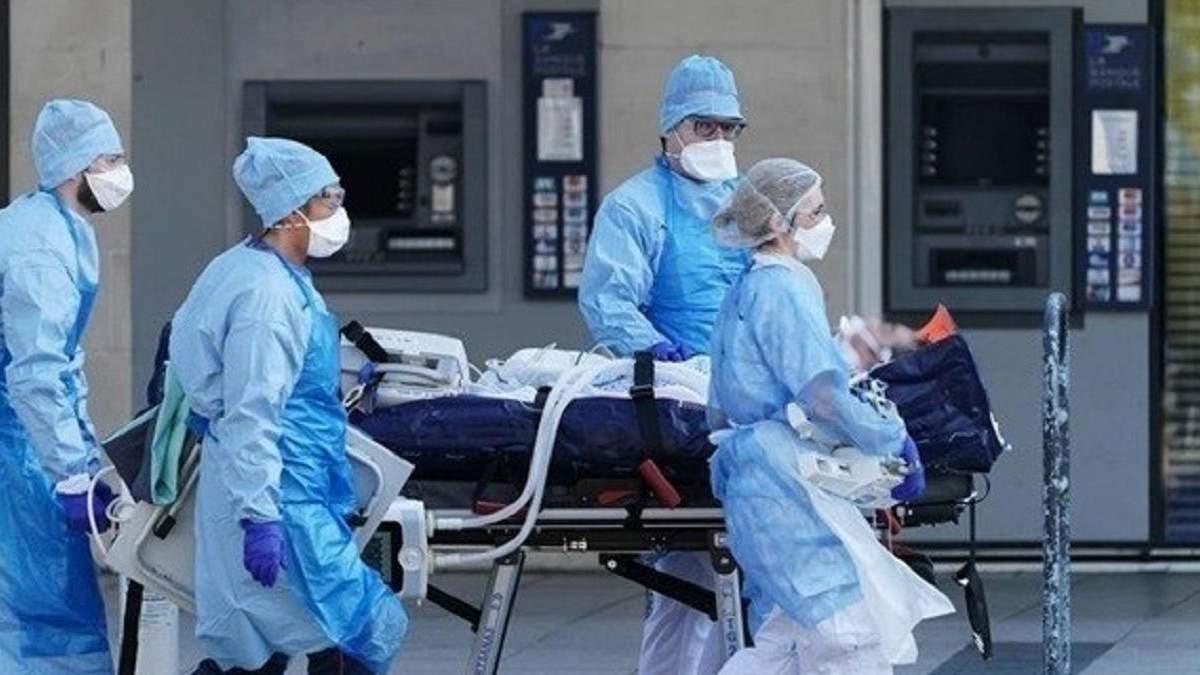 У США новий антирекорд за кількістю випадків COVID-19: з'явився новий епіцентр пандемії