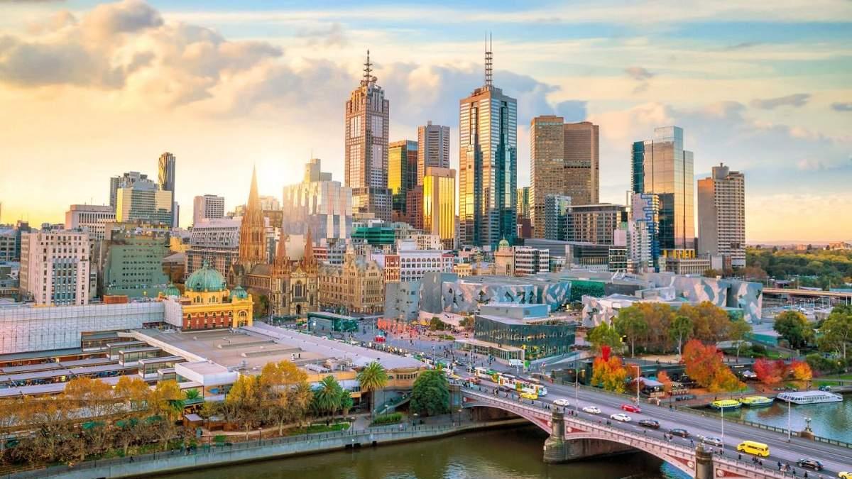 Мельбурн закрывают на карантин из-за вспышки COVID-19 - 24 канал