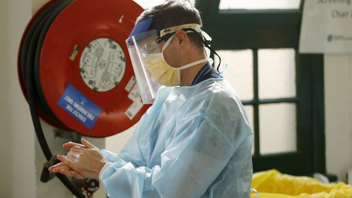 У світі підтвердили понад 12 мільйонів випадків COVID-19