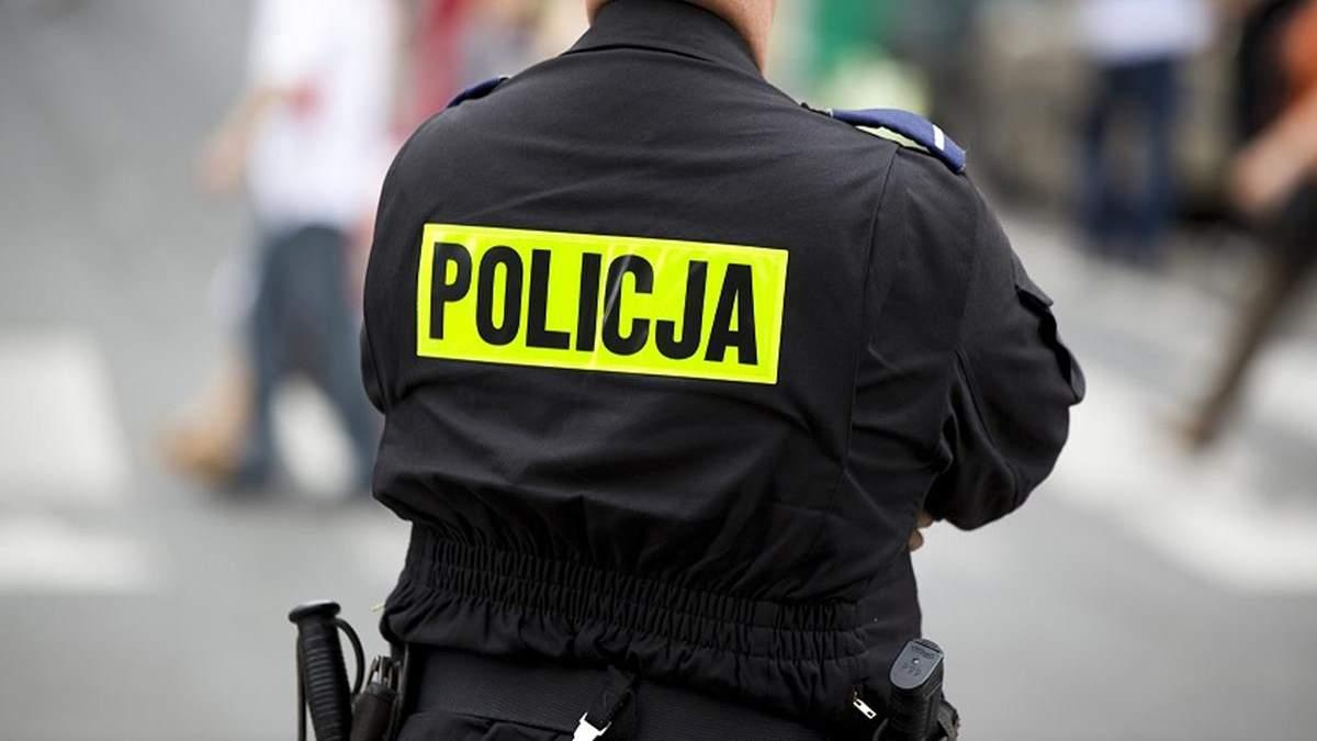 Полиция Польши поймала на кражах 2 украинцев