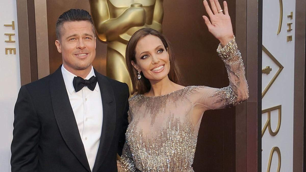 Бред Пітт і Анджеліна Джолі пройшли терапію для пар