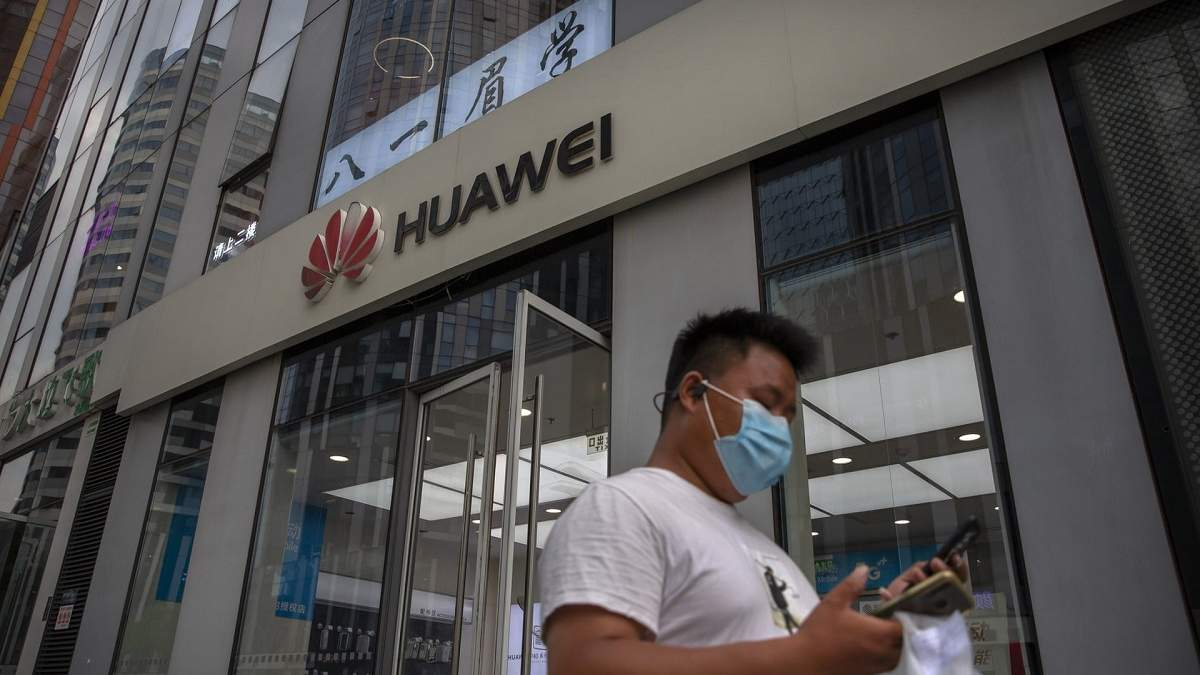 Huawei могут запретить в Великобритании