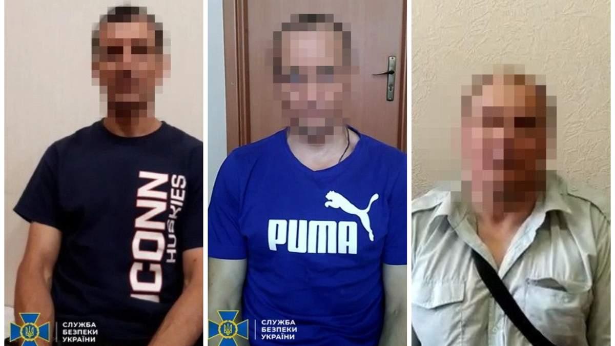 Сепаратистов разоблачили в Запорожье: они планировали переворот и Запорожскую народную республику