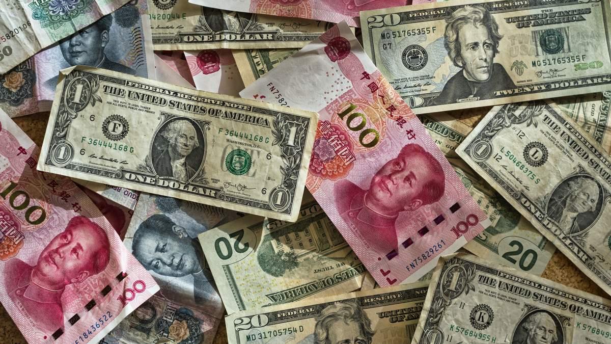 Юань і долар 2020: чи замінить китайський юань долар