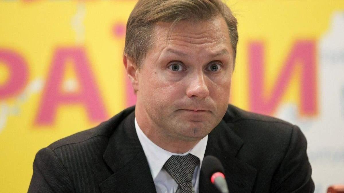 """Терентьєв незаконно спробував заблокувати роботу тютюнового ринку, – асоціація """"Укртютюн"""""""