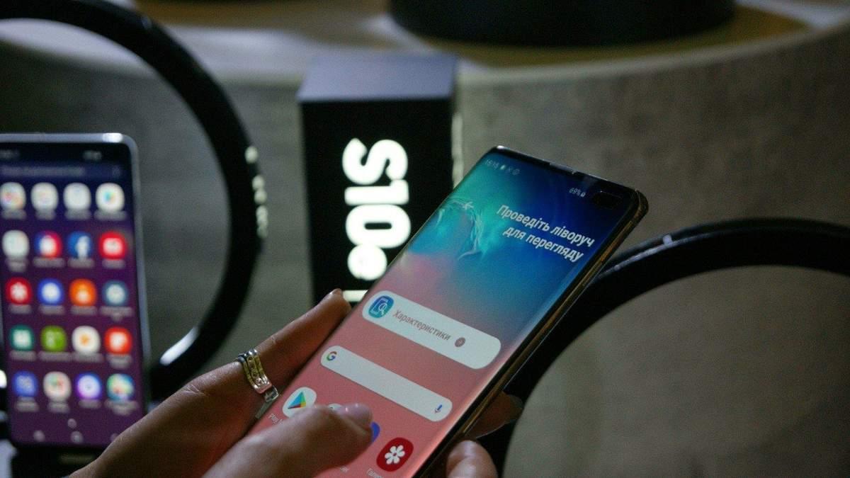 Нові смартфони Samsung будуть без зарядки