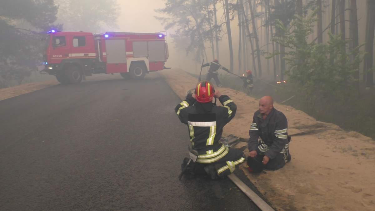 Лесной пожар в Луганской области локализован 09. 07. 2020