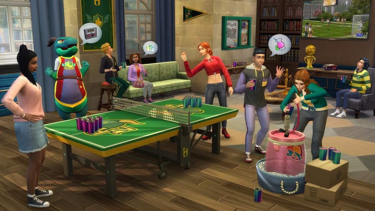 На основі The Sims випустять реаліті-шоу