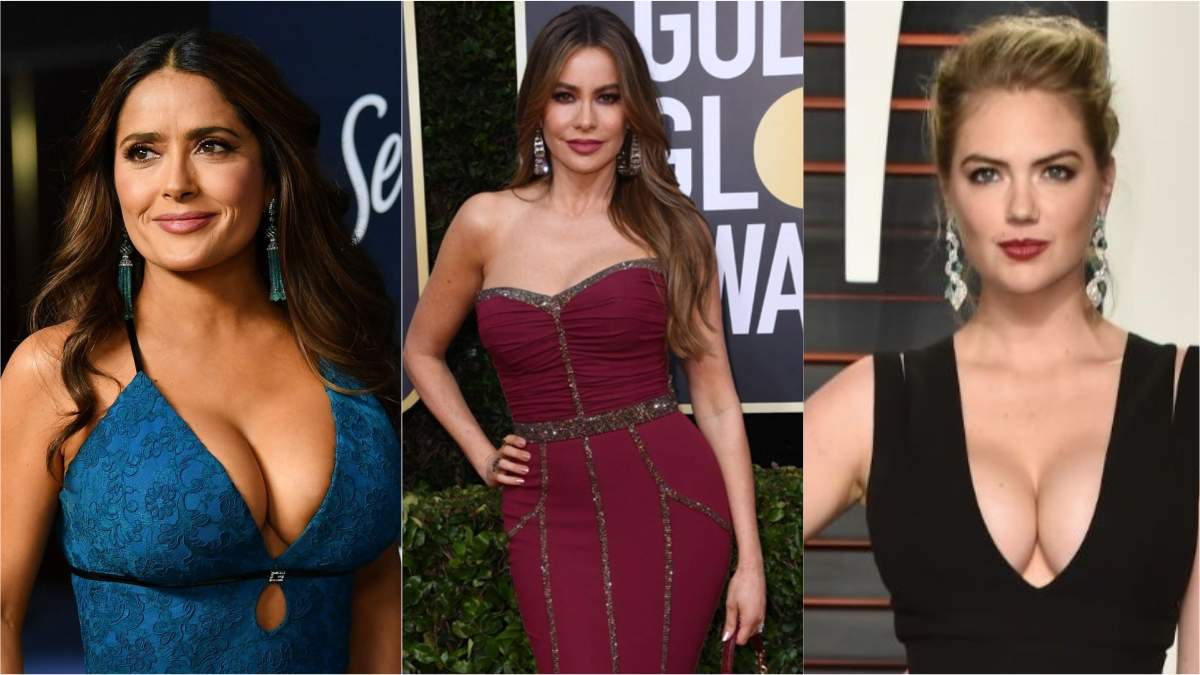 Акторки з великим бюстом: фото, факти про зірок з пишними грудьми