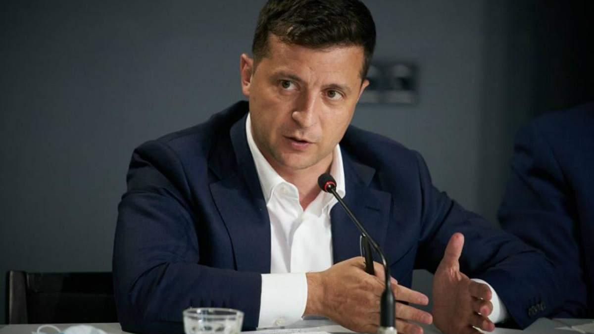 Зеленский продал свой дом и переехал в государственную резиденцию в Конча-Заспу
