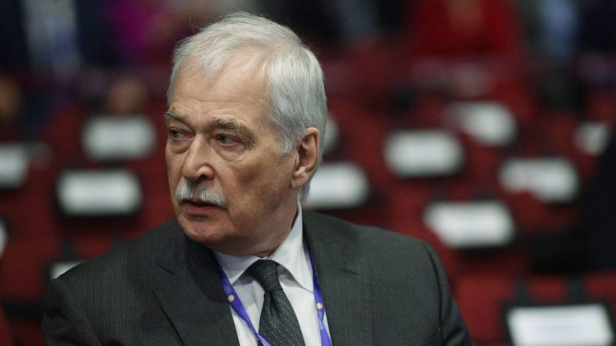 """Росія заявила про """"створення ще двох держав в Україні"""" під час засідання ТКГ"""