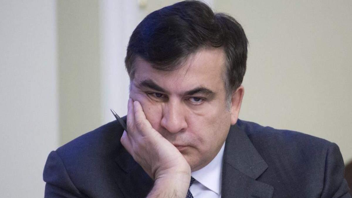 Грузія вимагатиме в України пояснити ганебні заяви Саакашвілі