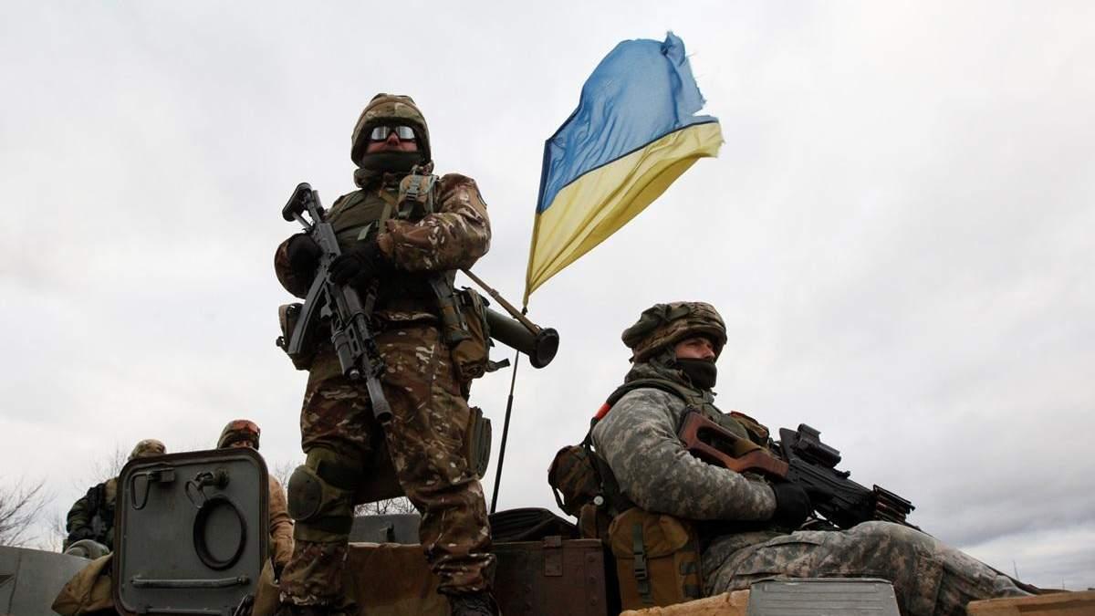 Наев: ВСУ готовы не дать ступить враждебном сапогу на украинскую землю