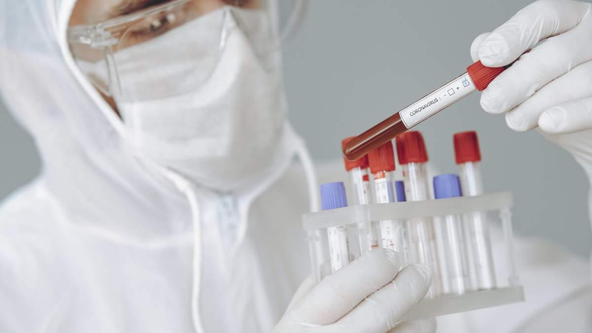 Статистика коронавірусу в Україні за 10 липня