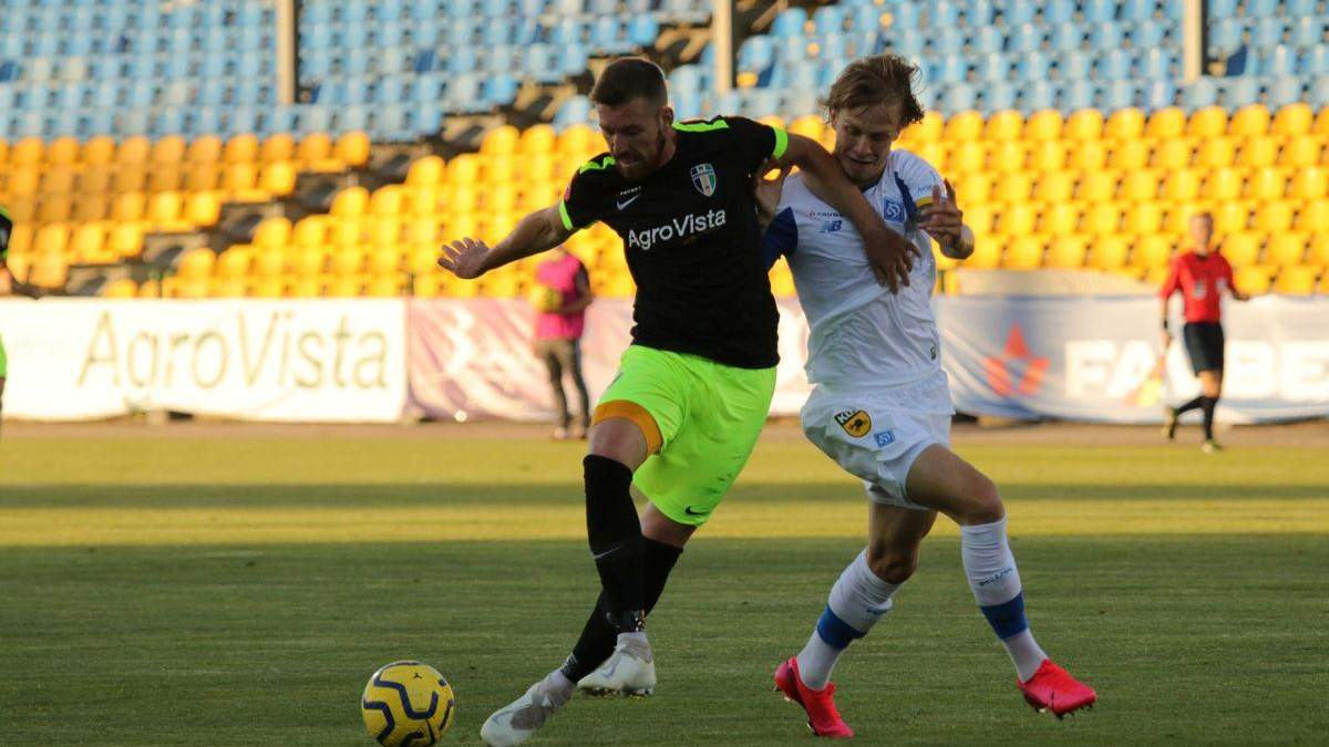 Александрия – Динамо: обзор, счет, видео матча 12.07.2020 – УПЛ