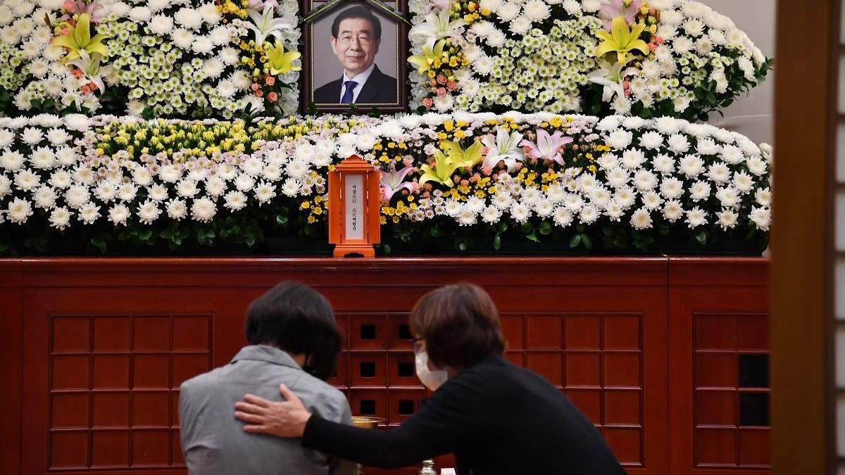 Мэр Сеула Пак Вон Сун умер: известный текст предсмертной записки