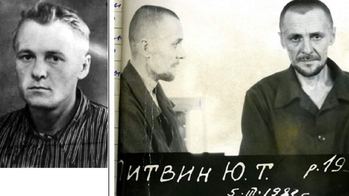 Диссидент Юрий Литвин