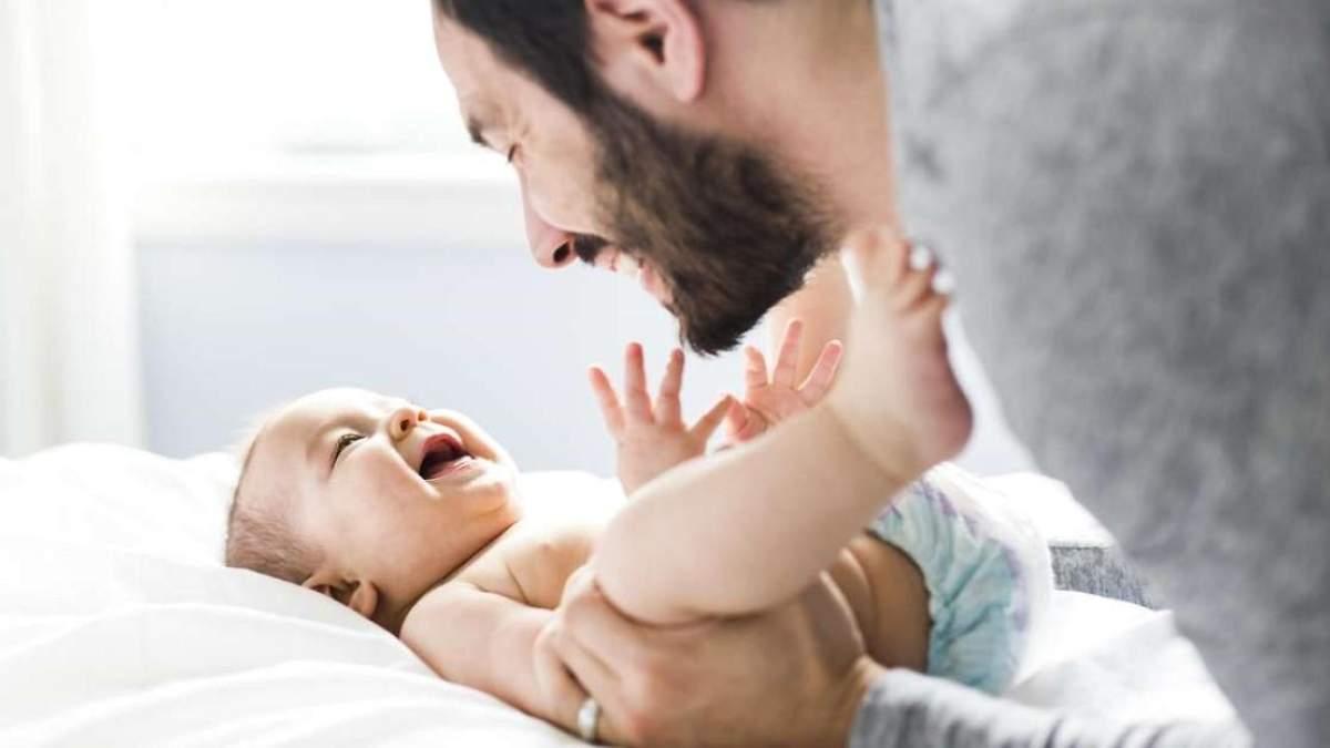 Як чоловікові підготуватись батьківства