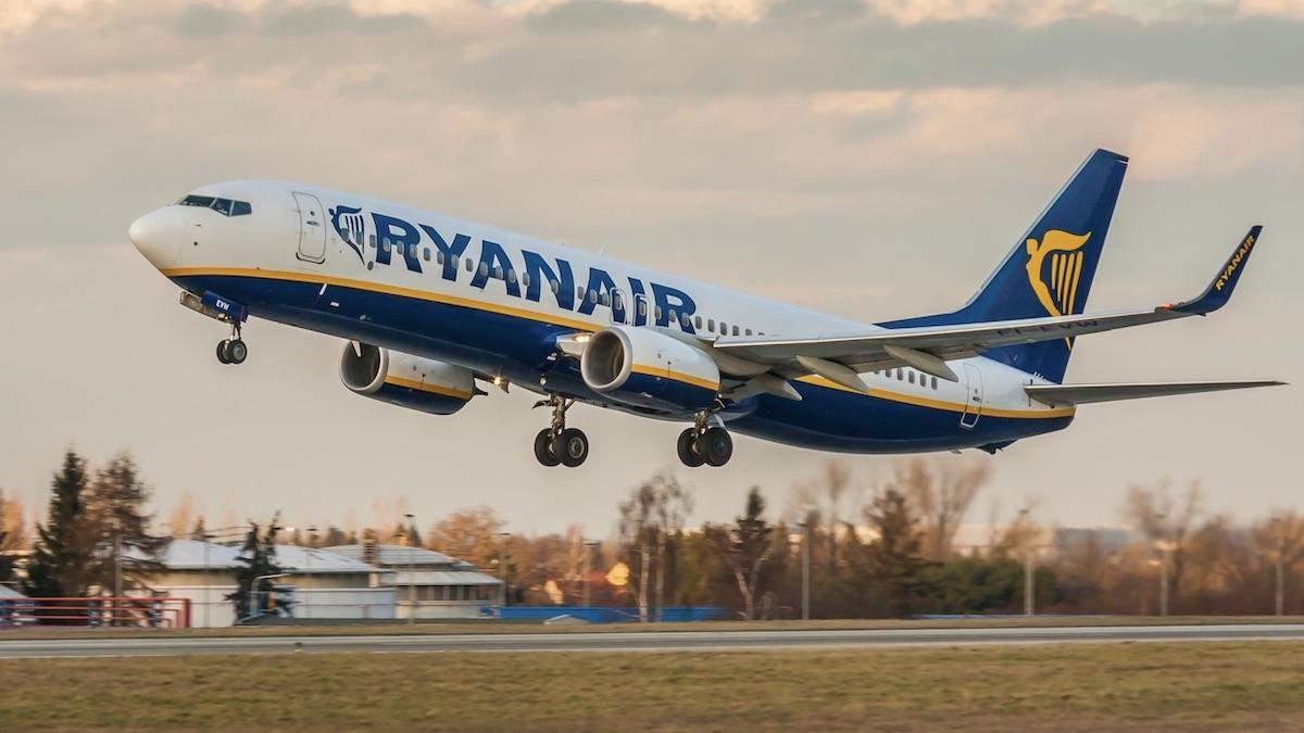 Львів - Піза рейси Ryanair: дати, ціни