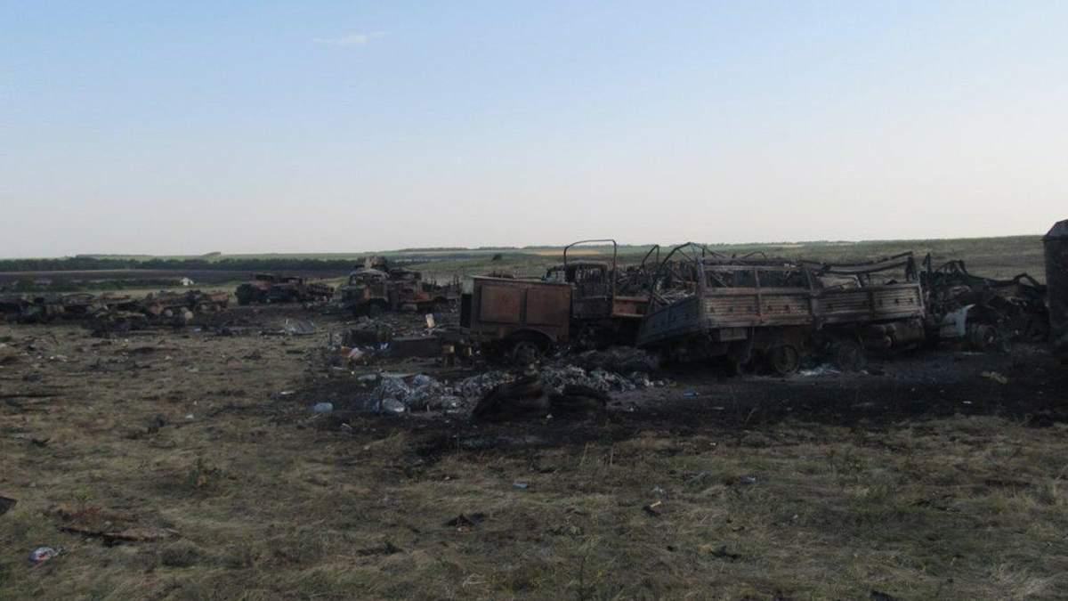 Роковини трагедії під Зеленопіллям 11 липня 2014: що відомо