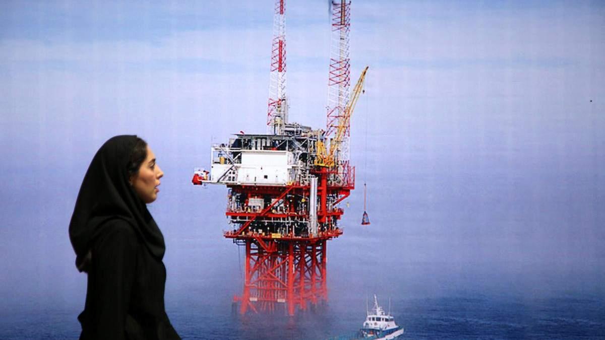 Иран увеличивает нефтяную промышленность, несмотря на санкции США