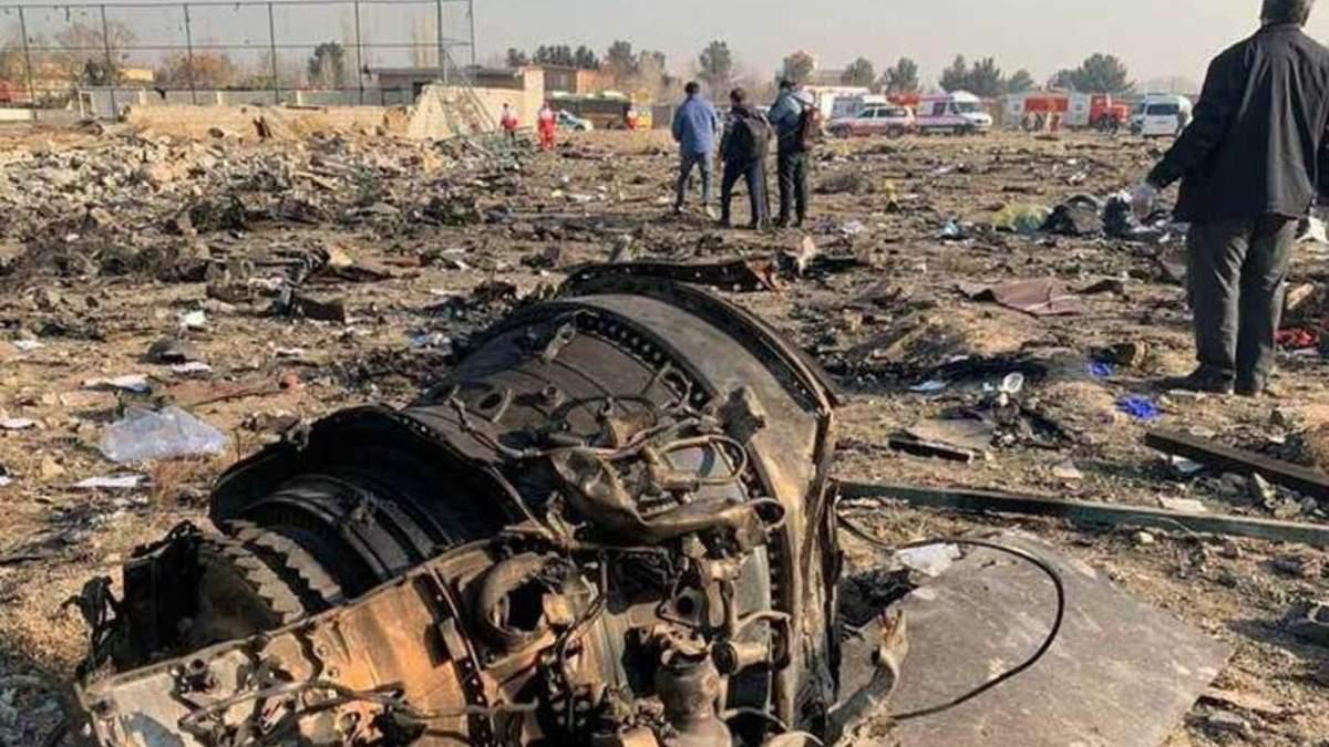 Авиакатастрофа самолета МАУ: в Иране заявили о погрешности системы ПВО