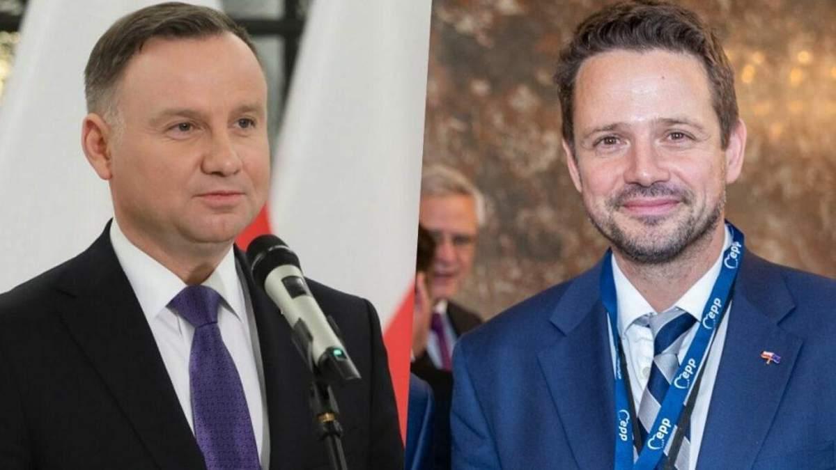 У Польщі – другий тур президентських виборів 12 липня 2020
