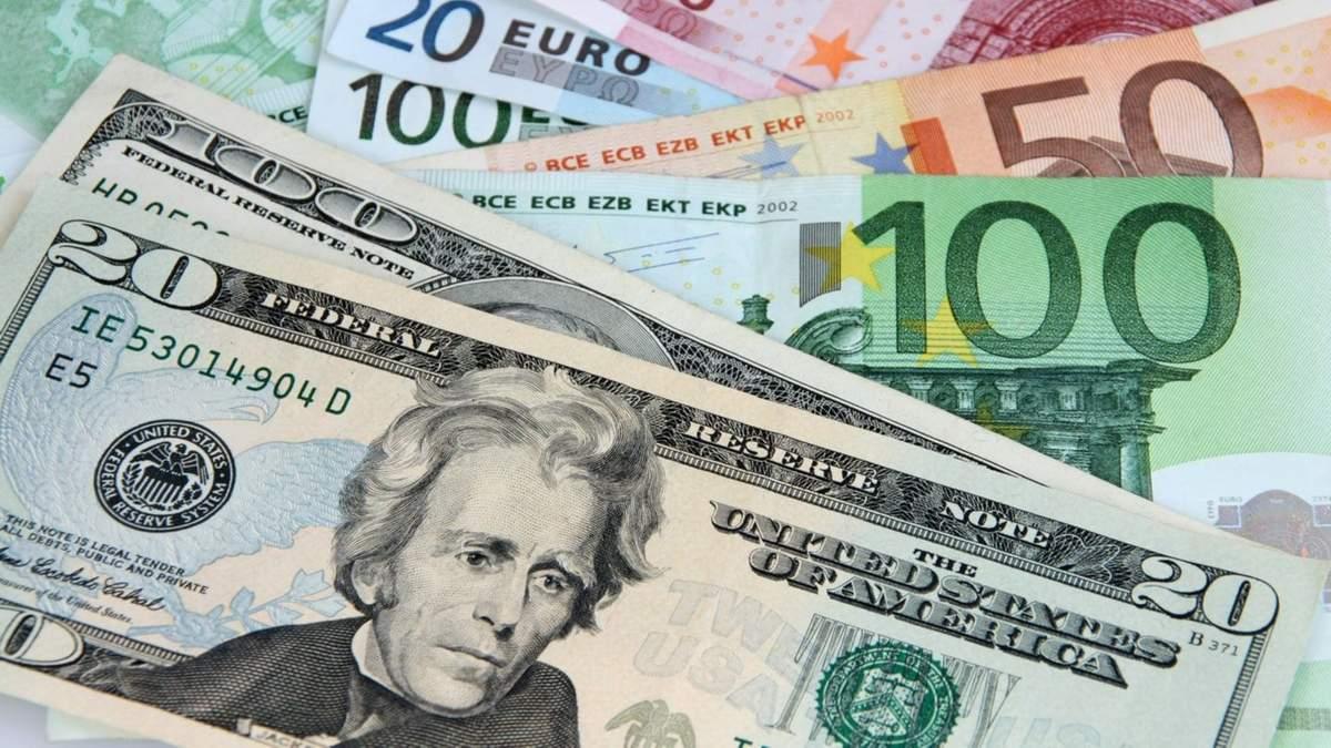 Купувати євро чи долар: яка валюта краща під час кризи - 24 Канал