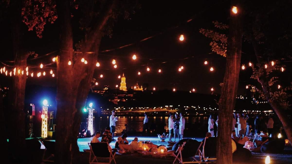 Вечеринку провели в киевском клубе Perfect Place