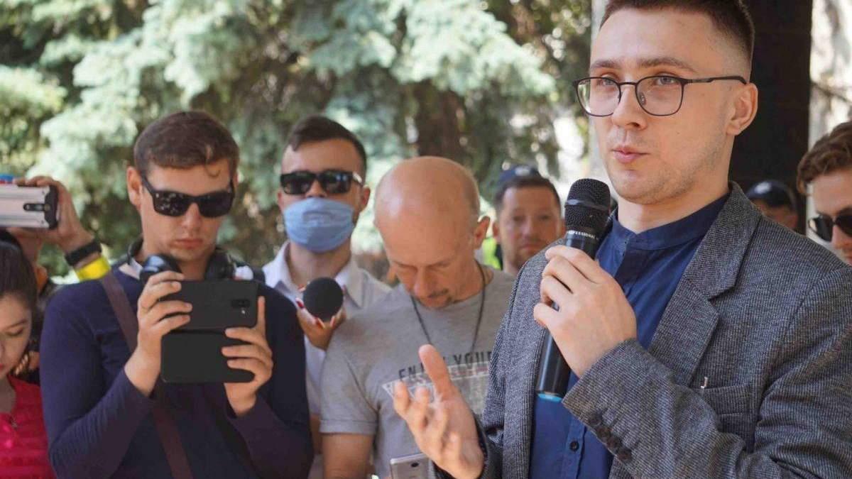 Провадження щодо третього нападу на Стерненка зупинили