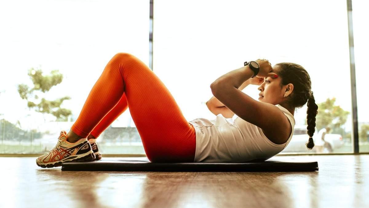 Користь від занять спортом передається через кров