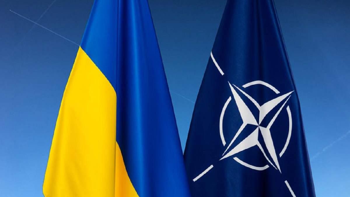 У США певні, що вступ України в НАТО допоможе більш ефективно протистояти Росії