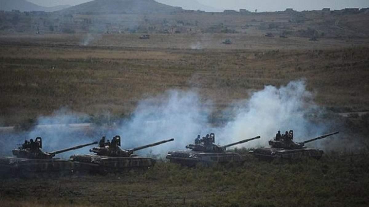 Армения и Азербайджан обменялись обстрелами, заявляют о потерях с обеих сторон