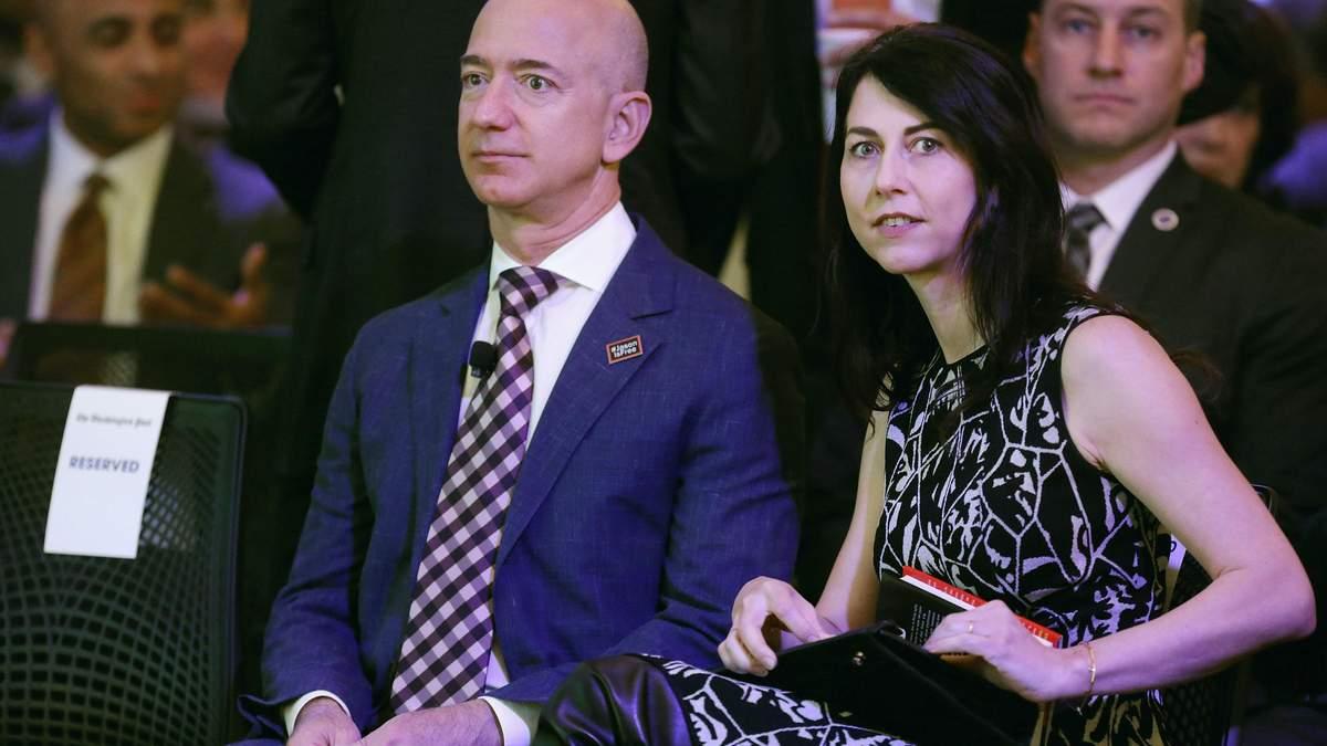 Маккензі Безос – найбагатша жінка США