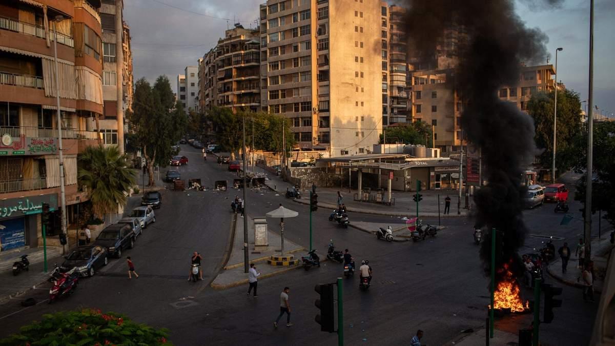 Подгузники по бартеру: каким стала жизнь после дефолта в Ливане