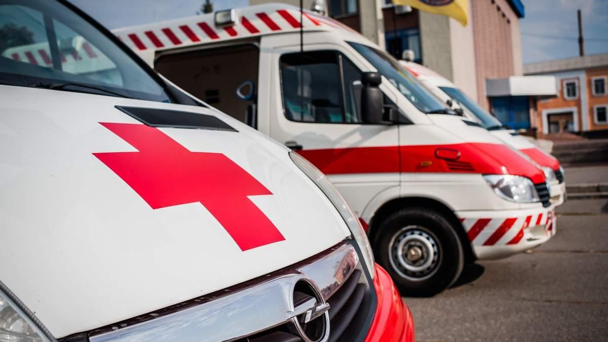МОЗ хоче закупити машини швидкої допомоги