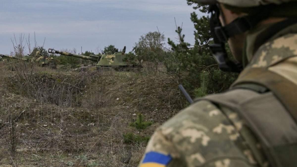 На Донбассе есть погибшие среди украинских военных