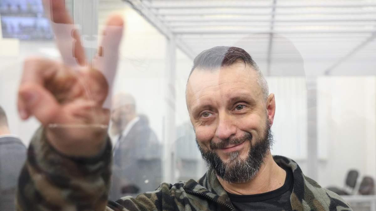 Андрій Антоненко залишиться під вартою до 23 липня 2020
