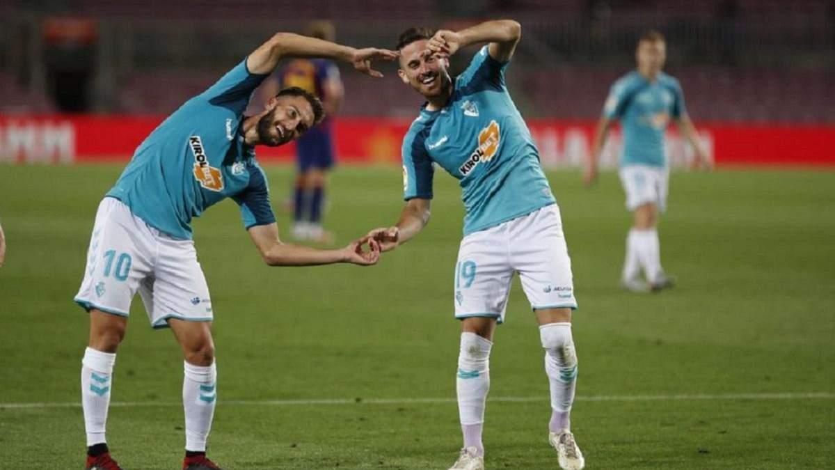 Барселона – Осасуна: обзор, счет, видео матча 16.07.2020