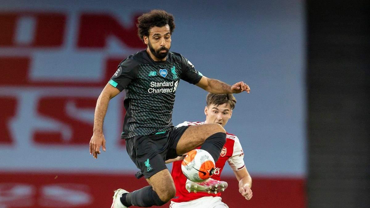 Арсенал – Ливерпуль: обзор, счет, видео матча 15.07.2020