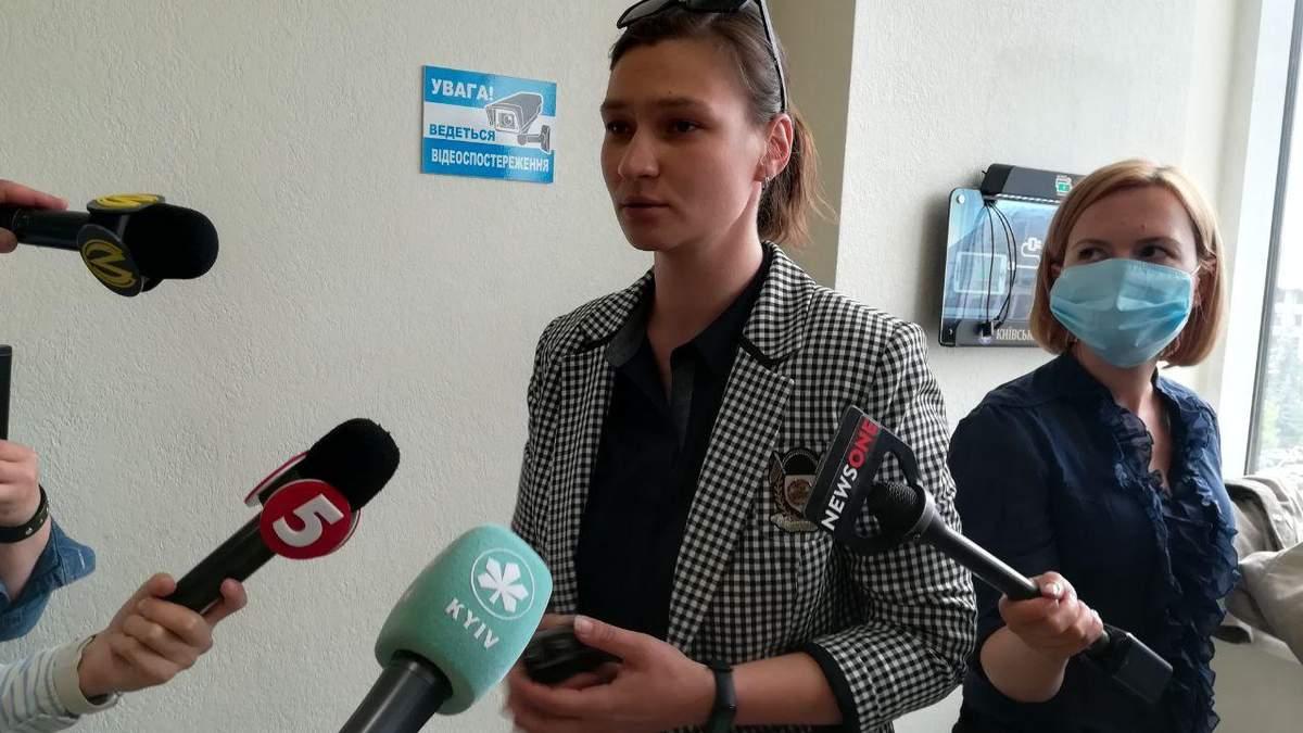 Дело Шеремета - суд снял электронный браслет с Яны Дугарь - 24 канал
