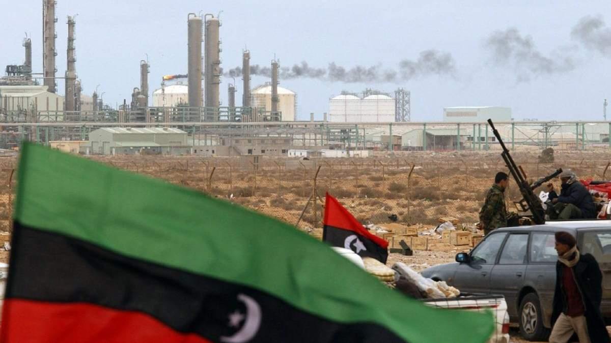 Экспорт нефти в Ливии 2020: страна обвиняет ОАЭ в остановке экспорта