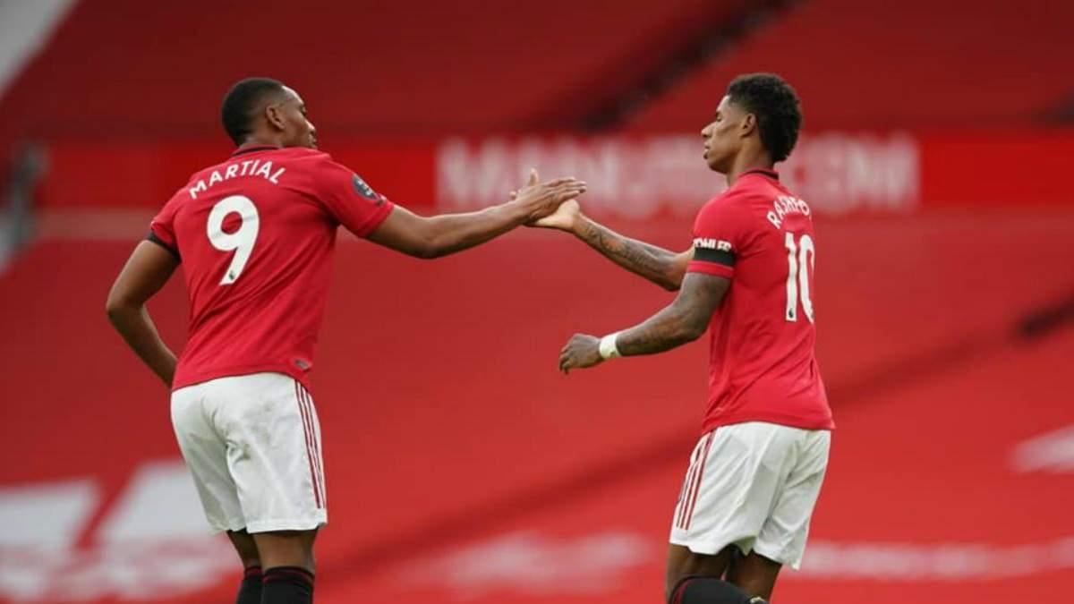 Манчестер Юнайтед - Саутгемптон: обзор, счет, видео матча 13.07.2020 - АПЛ