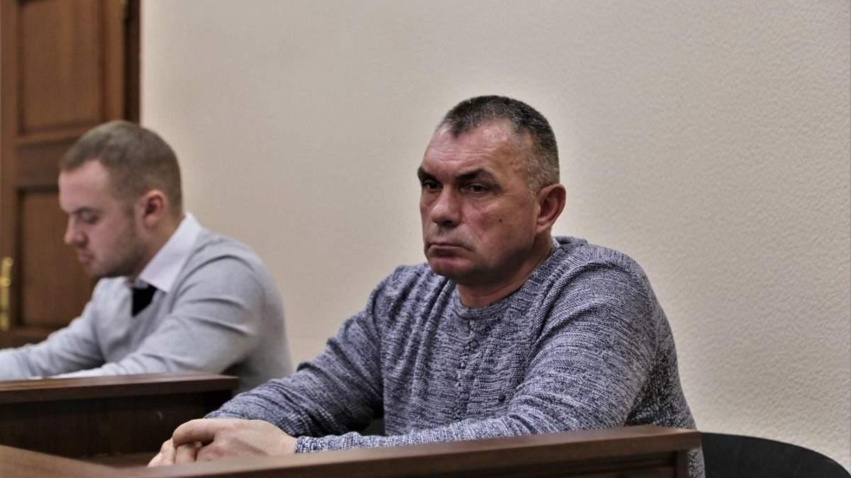 Павло Пилипенко, який був свідком у справі Гандзюк, отримав умовний термін