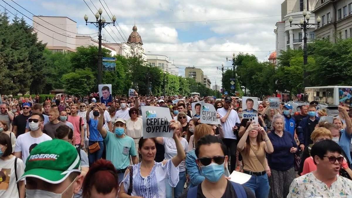 Банківська система лусне: чому вже друге місто в Росії протестує
