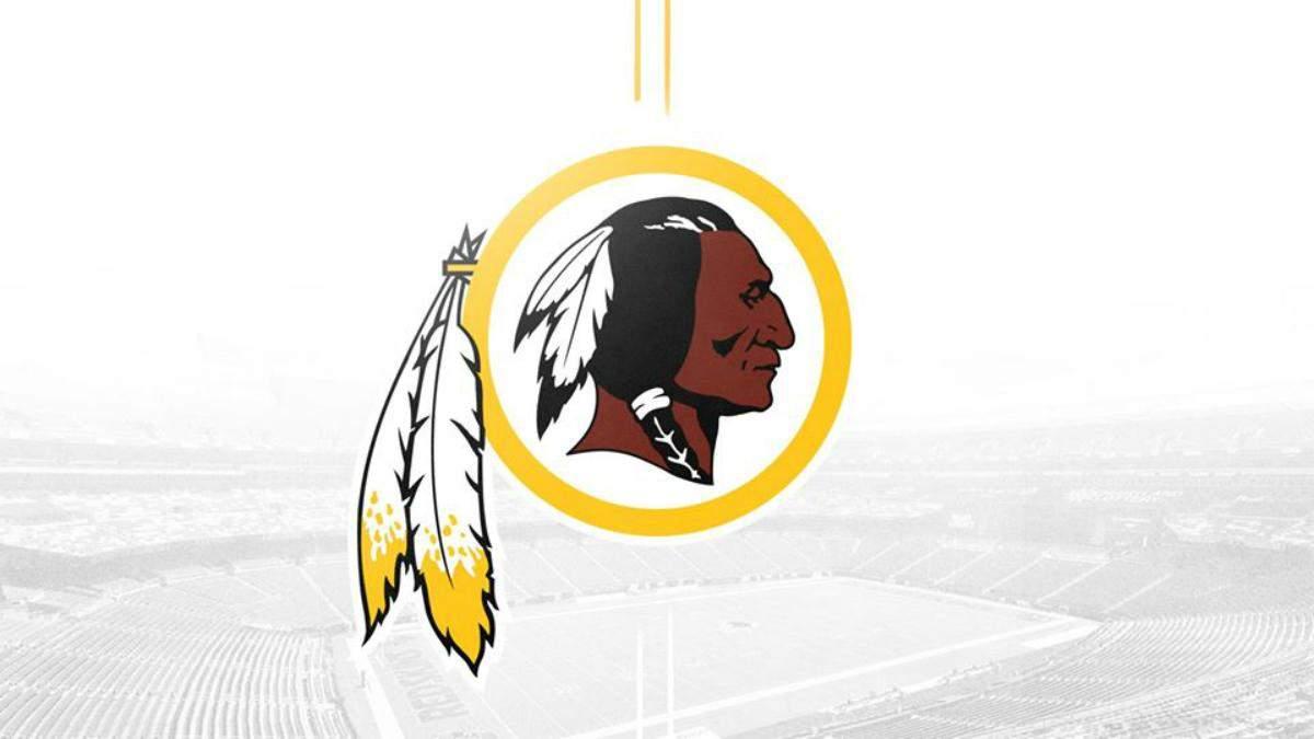 "Логотип команды ""Вашингтон Редскинс"""