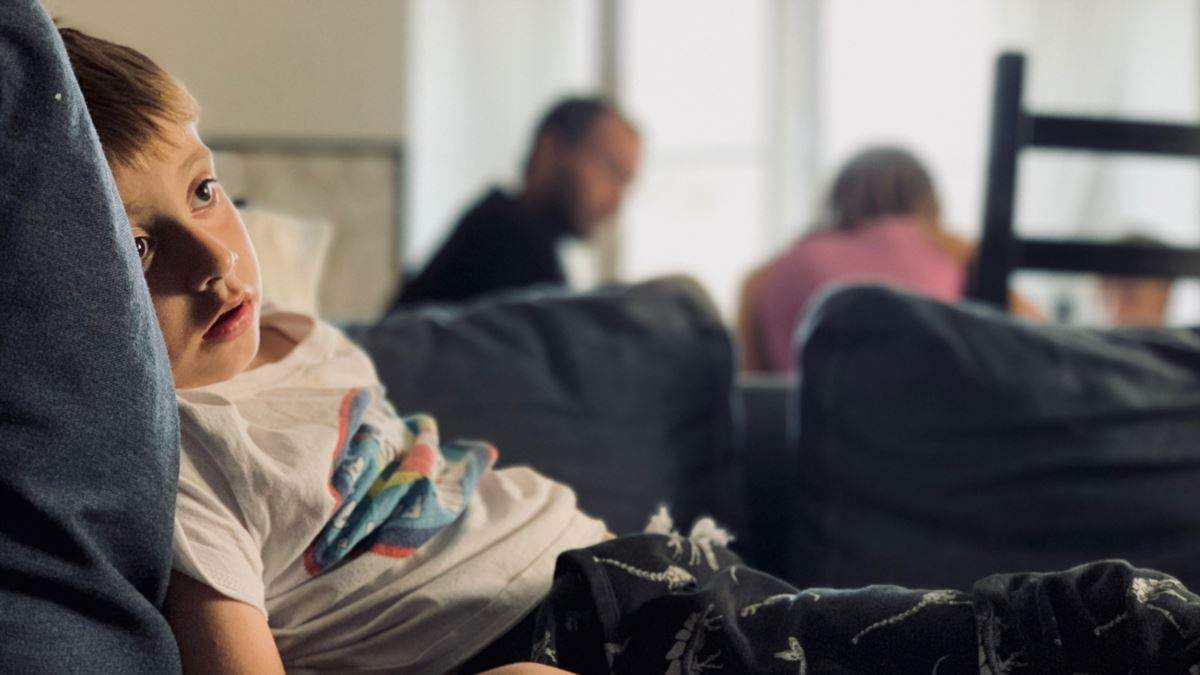 Проект помощи детям из интерната, которых на карантине вернули в семьи