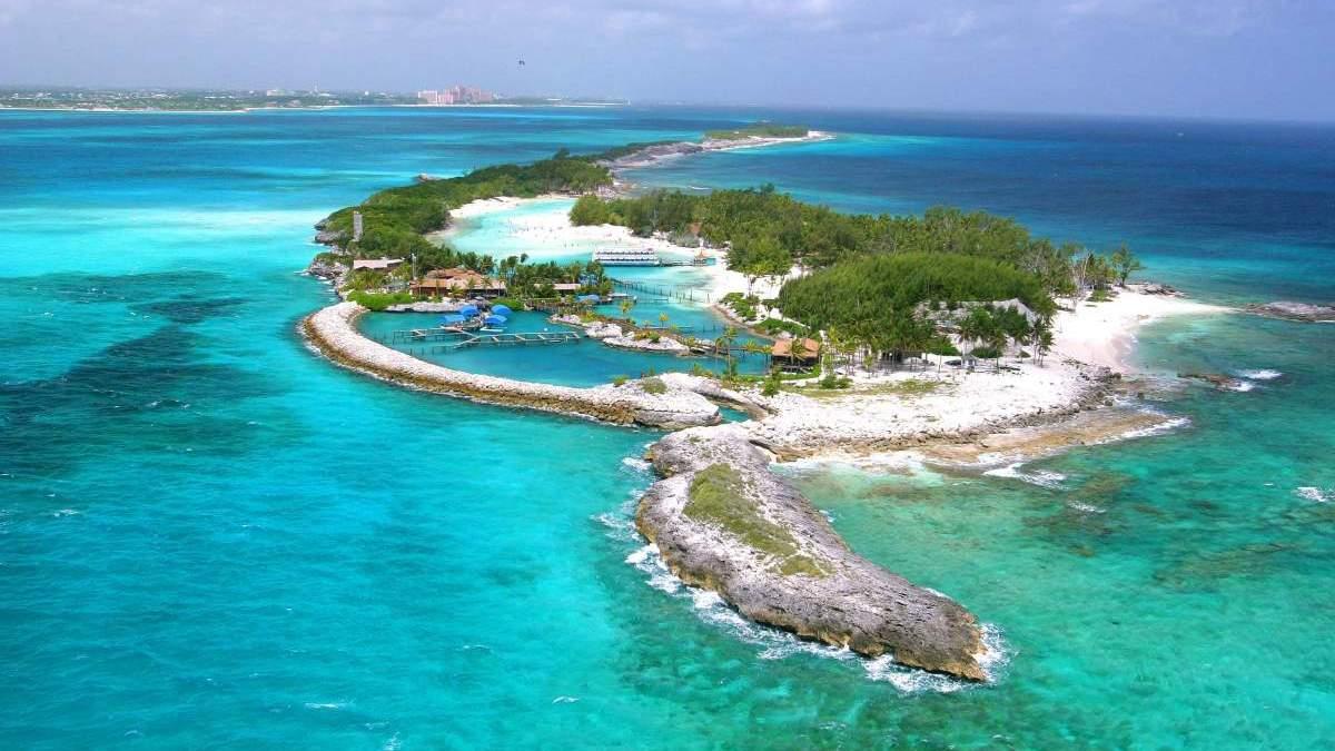 Найкрасивіші фото Багамських островів