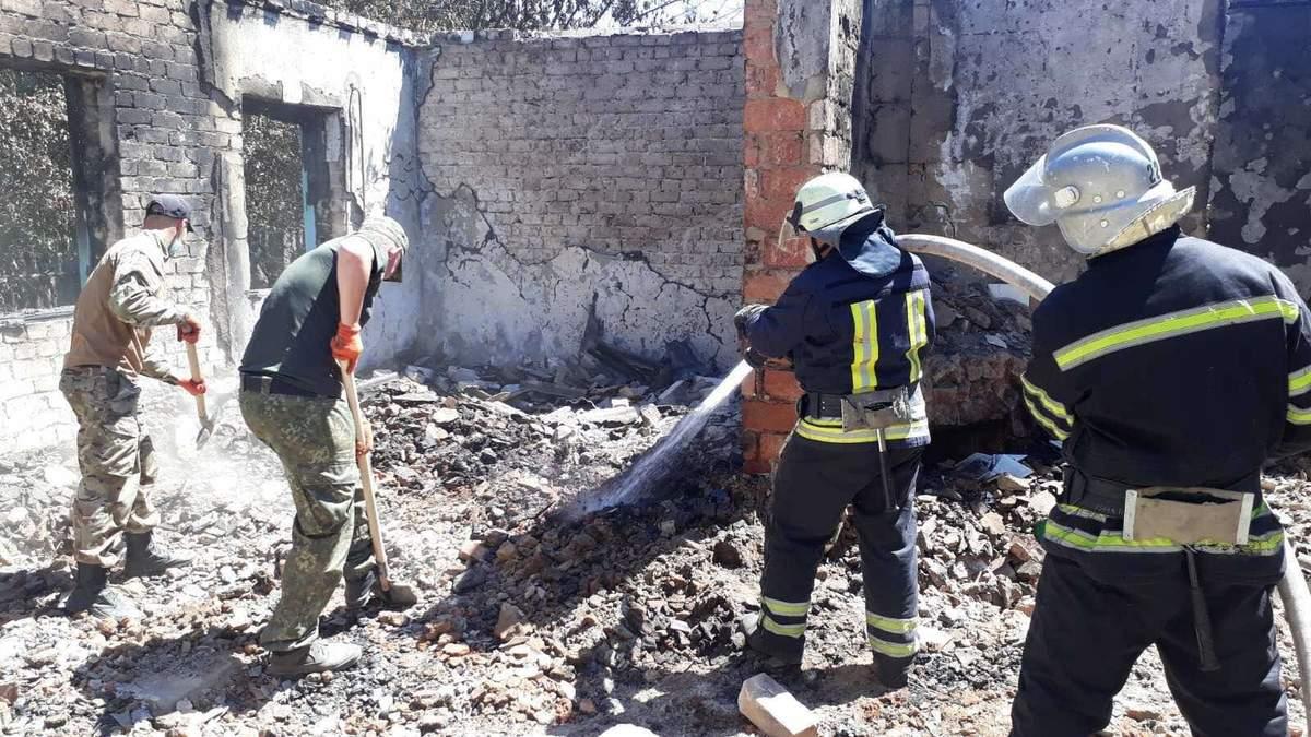 Страшные последствия пожаров на Луганщине: как помочь пострадавшим